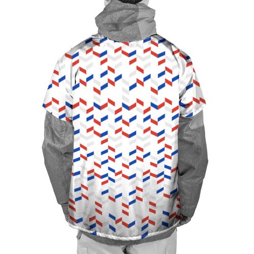 Накидка на куртку 3D Россия Фото 01