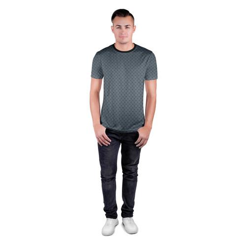 Мужская футболка 3D спортивная  Фото 04, X-Print