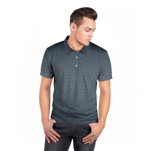 Мужская рубашка поло 3D  Фото 05, X-Print