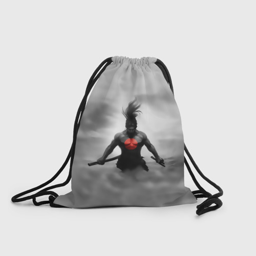 Рюкзак-мешок 3D  Фото 01, Самурай