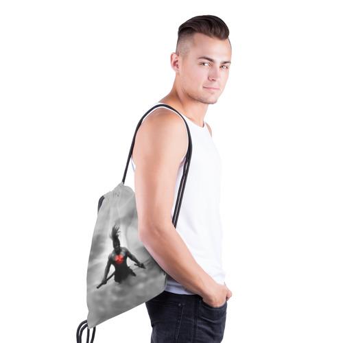 Рюкзак-мешок 3D  Фото 03, Самурай