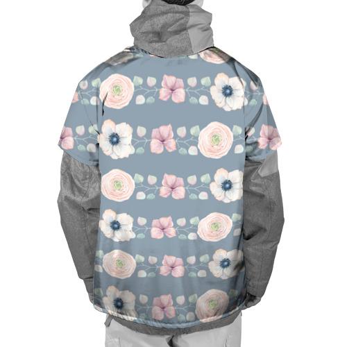 Накидка на куртку 3D  Фото 02, Flowers