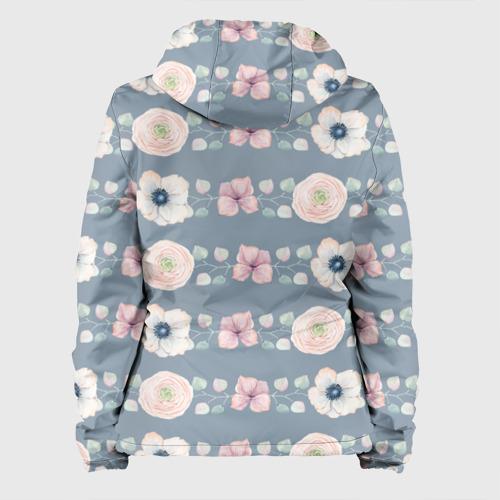 Женская куртка 3D  Фото 02, Flowers