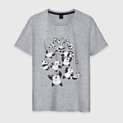 Драка панд