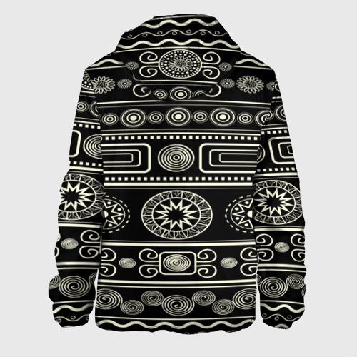 Мужская куртка 3D  Фото 02, Африканский мотив