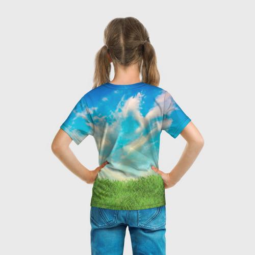 Детская футболка 3D  Фото 04, Пет-селфи
