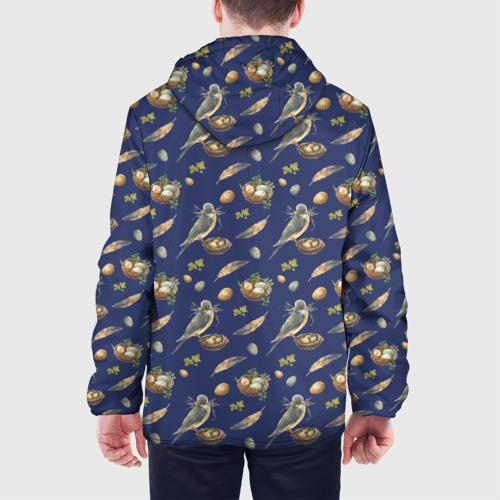 Мужская куртка 3D  Фото 05, Birds