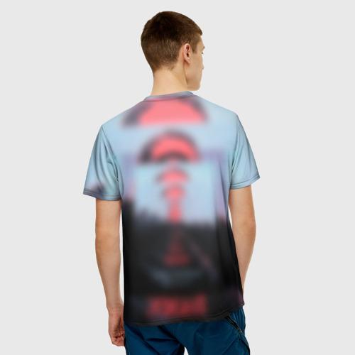 Мужская футболка 3D  Фото 02, Damn.