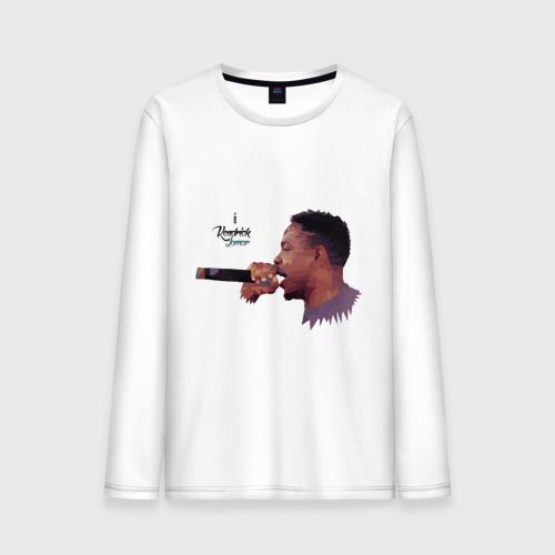Мужской лонгслив хлопок  Фото 01, Kendrick Lamar