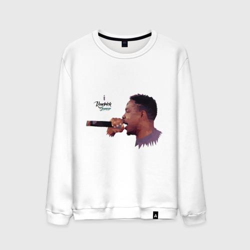 Мужской свитшот хлопок Kendrick Lamar