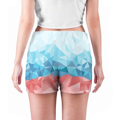 Женские шорты 3D  Фото 04, RUSSIA YAAY