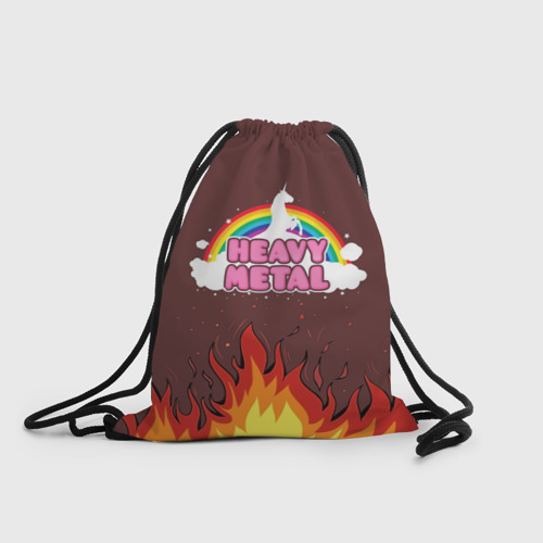 Рюкзак-мешок 3D  Фото 01, Heavy METAL
