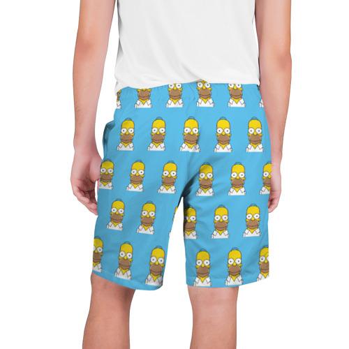Мужские шорты 3D  Фото 02, Гомер