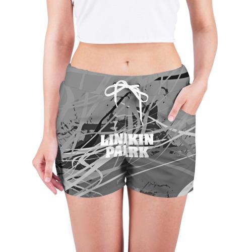 Женские шорты 3D  Фото 03, linkin park