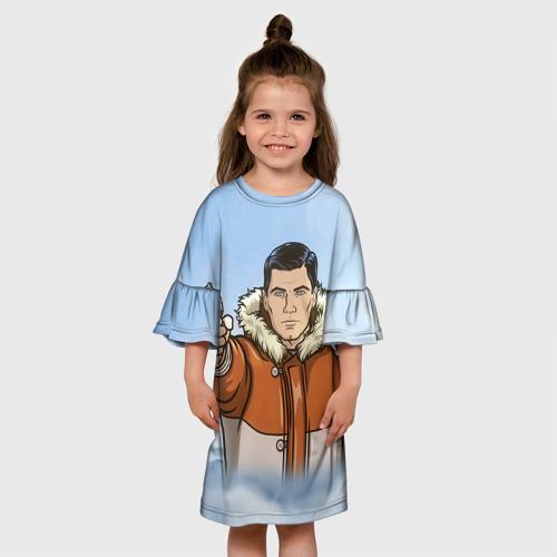 Детское платье 3D The Loud House