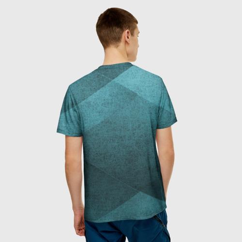 Мужская футболка 3D  Фото 02, Warframe