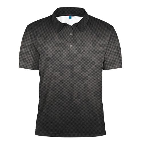 Мужская рубашка поло 3D Army