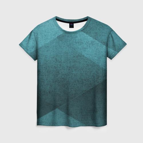 Женская футболка 3D L-Print
