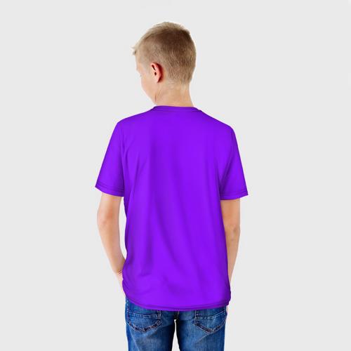 Детская футболка 3D  Фото 02, Попугайчики
