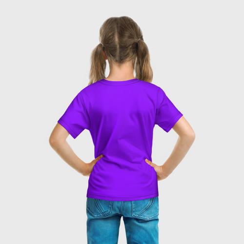 Детская футболка 3D  Фото 04, Попугайчики