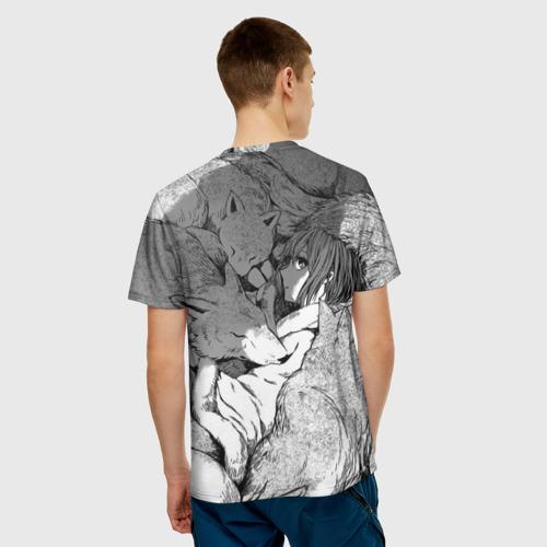 Мужская футболка 3D  Фото 02, Невеста чародея