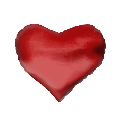 Подушка 3D сердце  Фото 02, Metalocalypse (Dethklok) 1