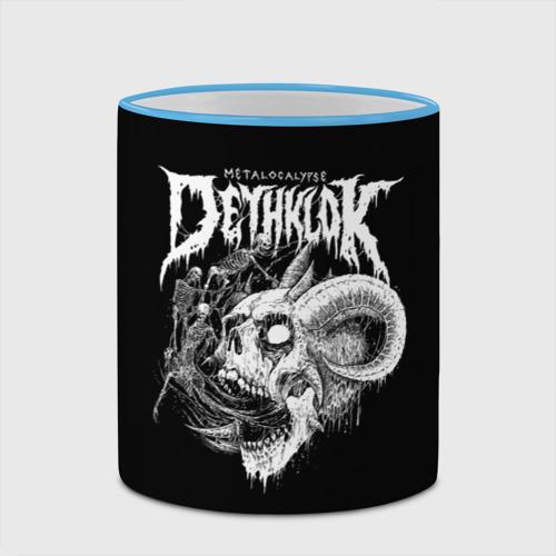 Кружка с полной запечаткой  Фото 03, Metalocalypse (Dethklok) 1