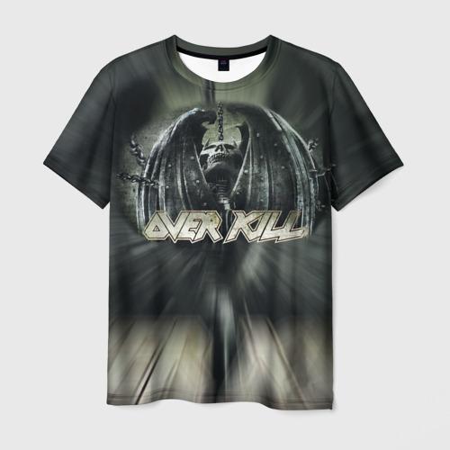 Мужская футболка 3D Overkill 5