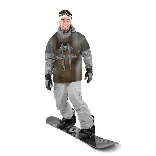 Накидка на куртку 3D  Фото 03, Overkill 7
