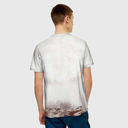 Мужская футболка 3D  Фото 02, Nier automata