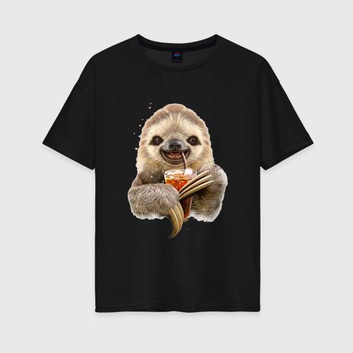 Ленивец и жажда