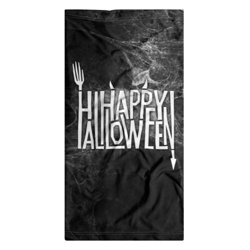 Бандана-труба 3D Happy Halloween Фото 01