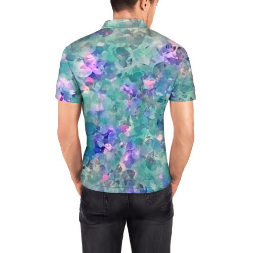 Мужская рубашка поло 3D  Фото 04, happy birthday