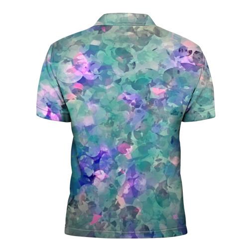 Мужская рубашка поло 3D  Фото 02, happy birthday