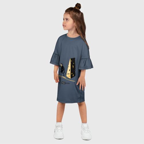 Детское платье 3D  Фото 03, День рождения