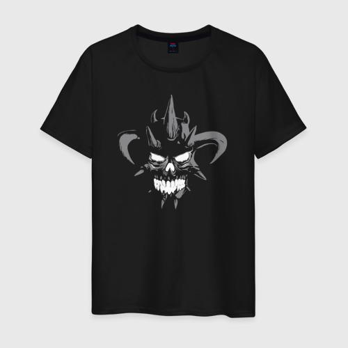 Мужская футболка хлопок Metalocalypse (Dethklok) 18