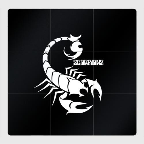 Магнитный плакат 3Х3 Scorpions