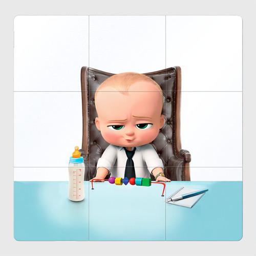 Магнитный плакат 3Х3 Boss Baby