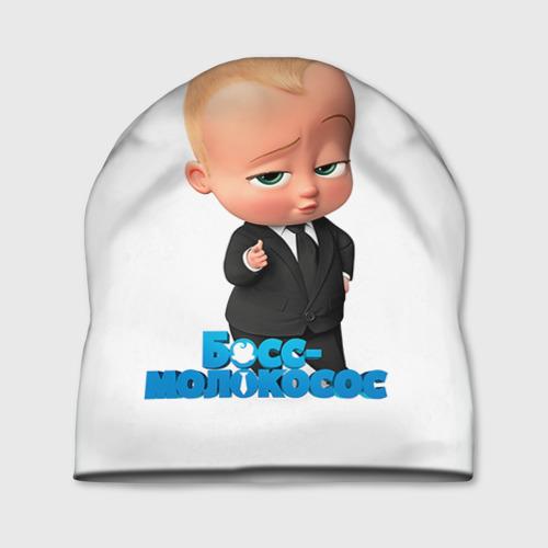 Шапка 3D  Фото 01, Boss Baby