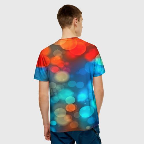 Мужская футболка 3D  Фото 02, birth day