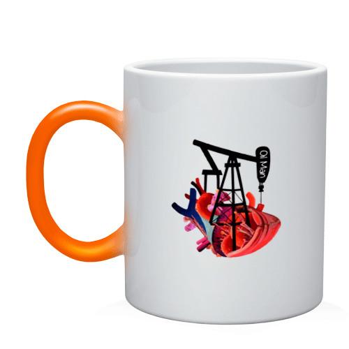 Сердце нефтяника