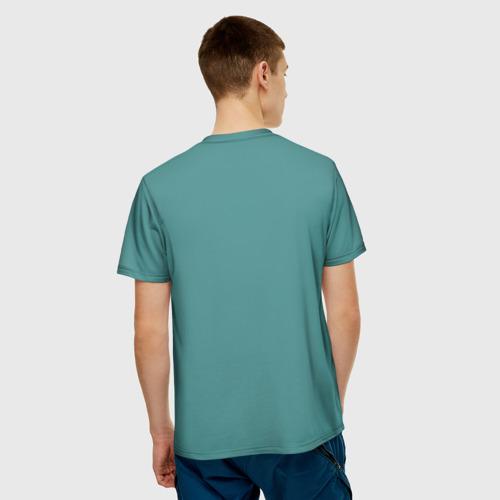 Мужская футболка 3D  Фото 02, Гармония