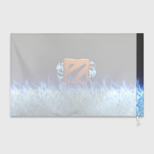 Флаг 3D  Фото 02, Пламя Дота