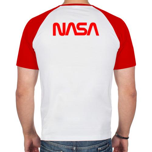 Мужская футболка реглан  Фото 02, Nasa