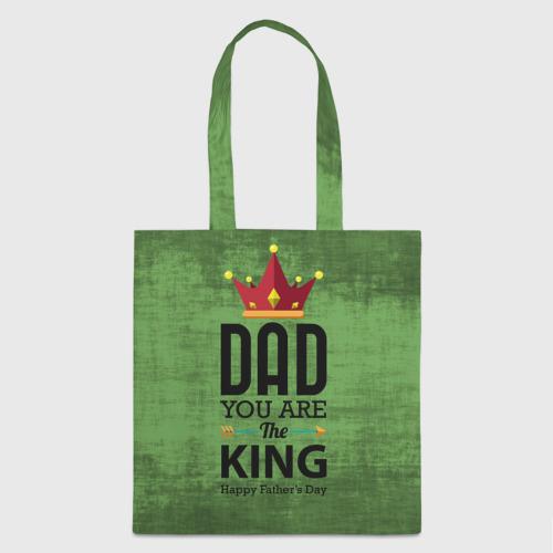 Сумка 3D повседневная  Фото 01, Dad king