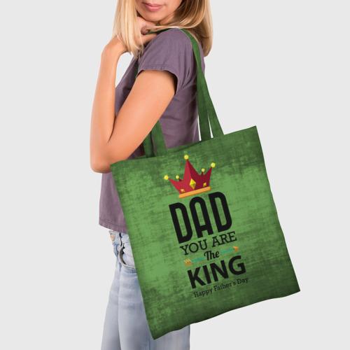 Сумка 3D повседневная  Фото 03, Dad king