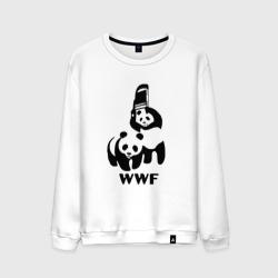 WWF берегите животных