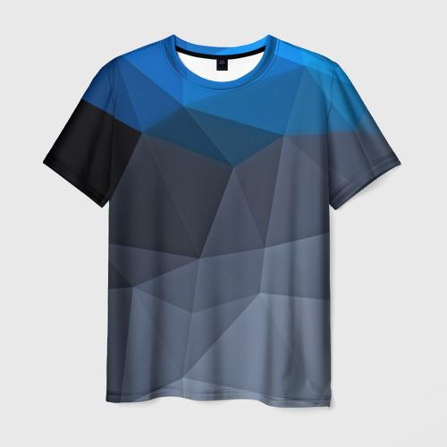 Мужская футболка 3D  Фото 03, Still abstract