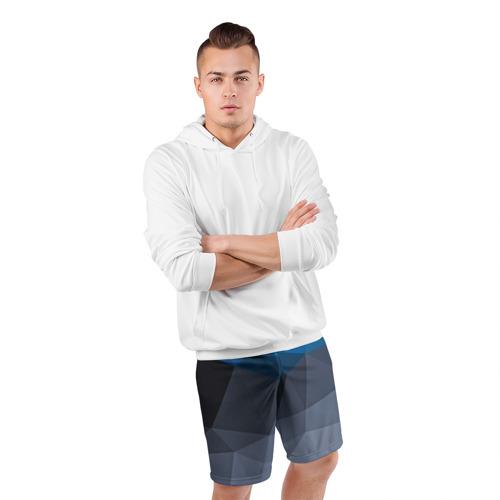 Мужские шорты 3D спортивные  Фото 05, Still abstract