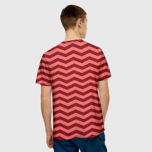Мужская футболка 3D  Фото 02, Owl